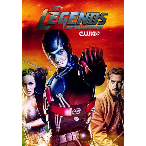 Legends Of Tomorrow - Sesong 2 (DVD)
