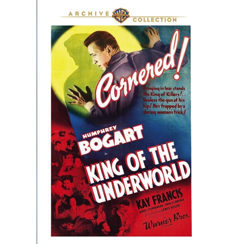 King Of The Underworld (DVD)