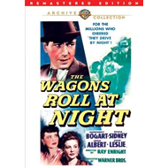 The Wagons Roll At Night (DVD)