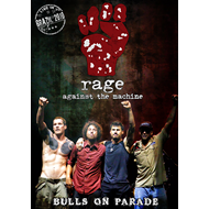 Rage Against The Machine - Bulls On Parade (Live In Brazil 2010) (DVD)