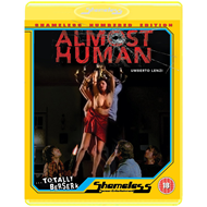 Almost Human (UK-import) (DVD)