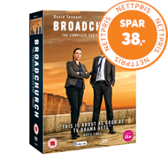 Broadchurch - Sesong 1-3 (UK-import) (DVD)