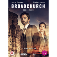 Broadchurch - Sesong 3 (UK-import) (DVD)