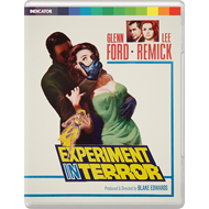 Experiment In Terror (UK-import) (Blu-ray + DVD)