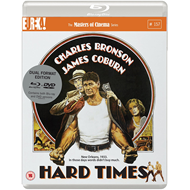 Produktbilde for Hard Times - The Masters Of Cinema Series (UK-import) (Blu-ray + DVD)