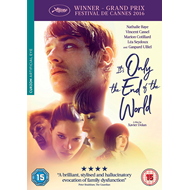 It's Only The End Of The World (UK-import) (DVD)
