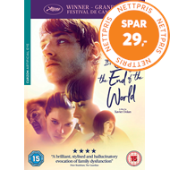 Produktbilde for It's Only The End Of The World (UK-import) (DVD)