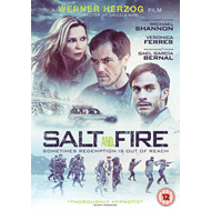 Salt And Fire (UK-import) (DVD)