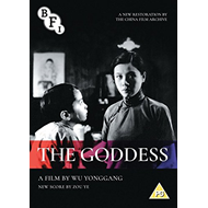 Produktbilde for The Goddess (UK-import) (DVD)