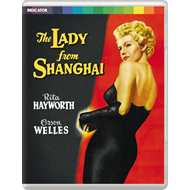 The Lady From Shanghai (UK-import) (Blu-ray + DVD)