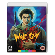 Produktbilde for Wolf Guy (UK-import) (Blu-ray + DVD)