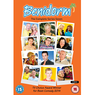 Benidorm - Sesong 7 (UK-import) (DVD)