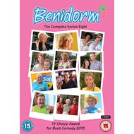 Benidorm - Sesong 8 (UK-import) (DVD)
