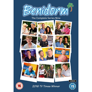 Produktbilde for Benidorm - Sesong 9 (UK-import) (DVD)