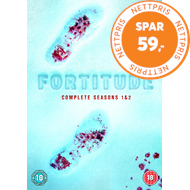 Produktbilde for Fortitude - Sesong 1-2 (UK-import) (DVD)