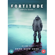 Fortitude - Sesong 2 (UK-import) (DVD)