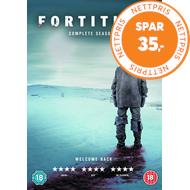 Produktbilde for Fortitude - Sesong 2 (UK-import) (DVD)