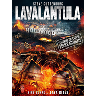 Lavalantula (UK-import) (DVD)