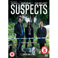 Suspects - Sesong 1-2 (UK-import) (DVD)