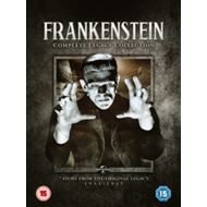 Frankenstein: Complete Legacy Collection (UK-import) (DVD)