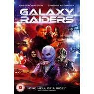 Produktbilde for Galaxy Riders (UK-import) (DVD)