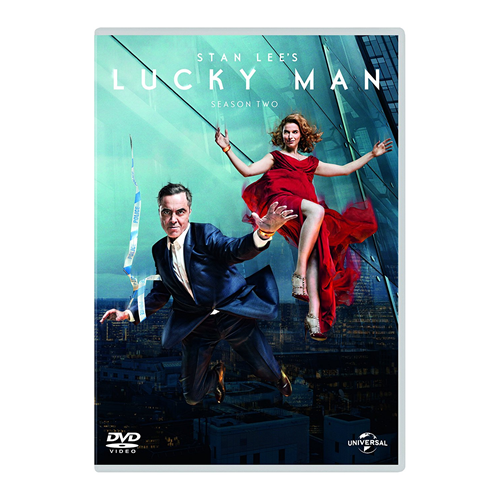 Lucky Man - Sesong 2 (UK-import) (DVD)