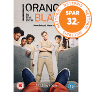Produktbilde for Orange Is The New Black - Sesong 4 (UK-import) (DVD)