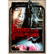 Revenge In The House Of Usher (DVD)