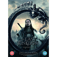 The Last Kingdom - Sesong 1-2 (DVD)