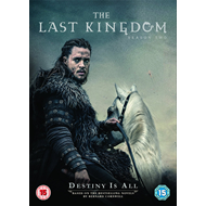 The Last Kingdom - Sesong 2 (DVD)
