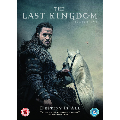The Last Kingdom - Sesong 2 (UK-import) (DVD)