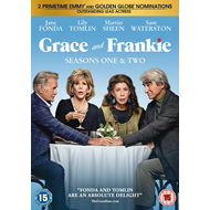 Grace And Frankie - Sesong 1-2 (UK-import) (DVD)