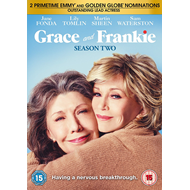 Grace And Frankie - Sesong 2 (UK-import) (DVD)