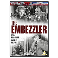 The Embezzler (UK-import) (DVD)