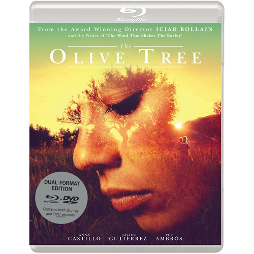 The Olive Tree (UK-import) (Blu-ray + DVD)