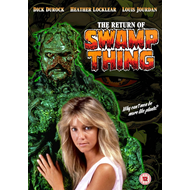 Produktbilde for The Return Of Swamp Thing (UK-import) (DVD)