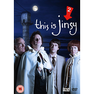 This Is Jinsy - Sesong 2 (UK-import) (DVD)