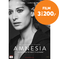 Produktbilde for Amnesia (DVD)