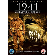 1941 - The Battle Of Tobruk (DVD)