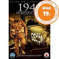 Produktbilde for 1941 - The Battle Of Tobruk (UK-import) (DVD)