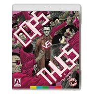 Cops Vs Thugs (UK-import) (Blu-ray + DVD)