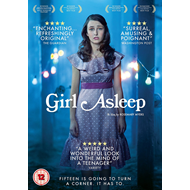 Girl Asleep (UK-import) (DVD)