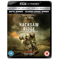 Hacksaw Ridge (UK-import) (4K Ultra HD + Blu-ray)