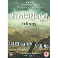 Hinterland - Sesong 1-3 (UK-import) (DVD)