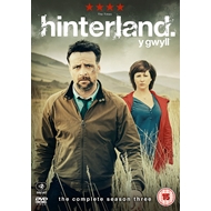 Hinterland - Sesong 3 (UK-import) (DVD)