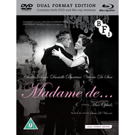 Madame De... (UK-import) (DVD + Blu-ray)