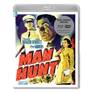 Man Hunt (UK-import) (Blu-ray + DVD)