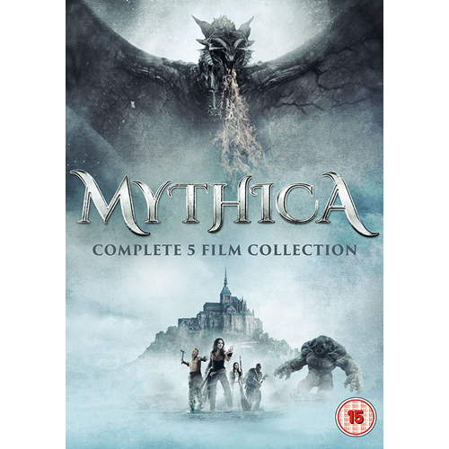 Mythica: 1-5 (UK-import) (DVD)