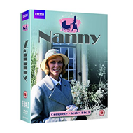 Nanny: Complete Series 1-3 (UK-import) (DVD)