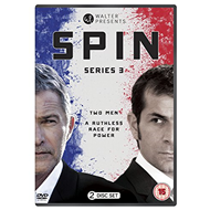 Spin - Sesong 3 (UK-import) (DVD)